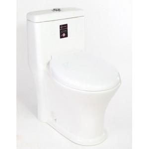 كرسي افرنجي 063 أبيض 25 سم قصير  1014001041