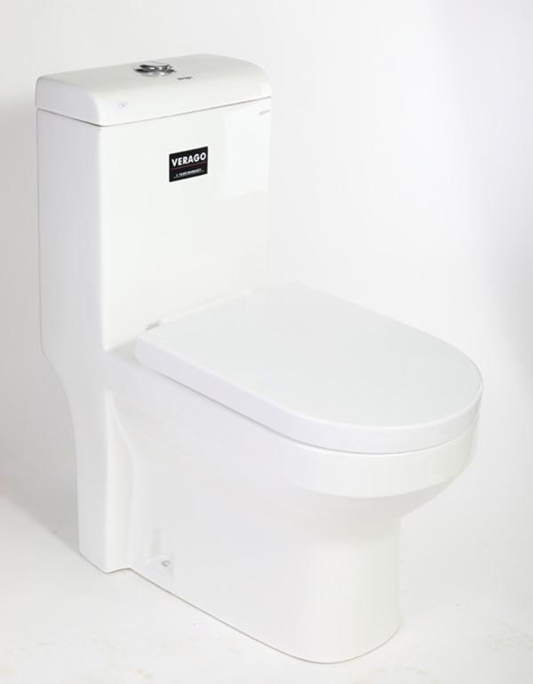كرسي افرنجي 012 ابيض 25سم فيراجو / 1040001006