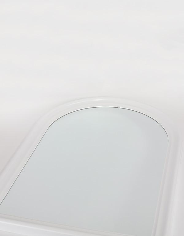 مرايا محراب أبيض شنال/ 101300104...