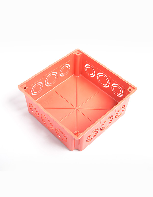 قسام بلاستيك 10×10 أحمر / 2005002003