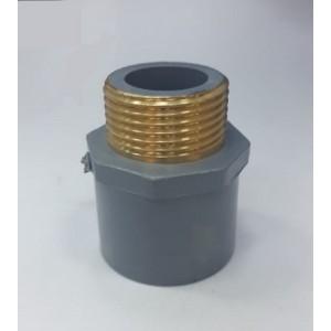 جلبة ذكر 1 × 1 بوصة بلاستيك حار / 1008001016